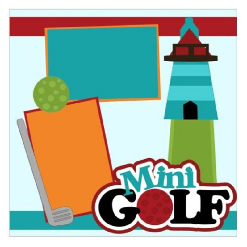 Mini Golf Kit