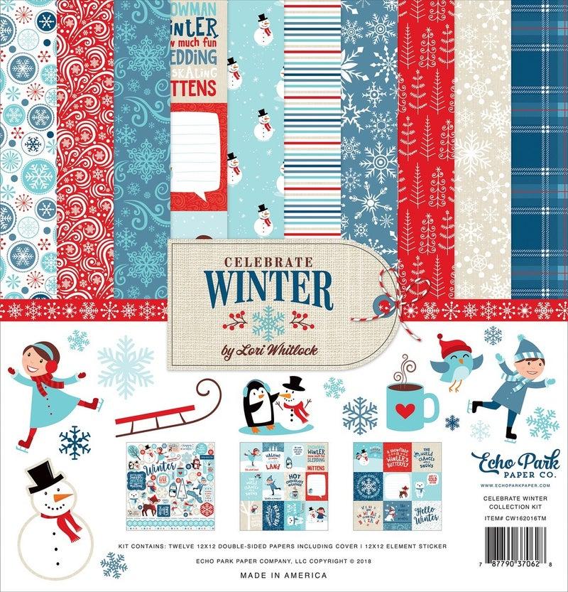 Celebrate Winter Paper Pack