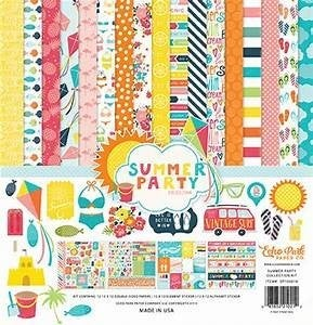 Summer Party Paper Pack
