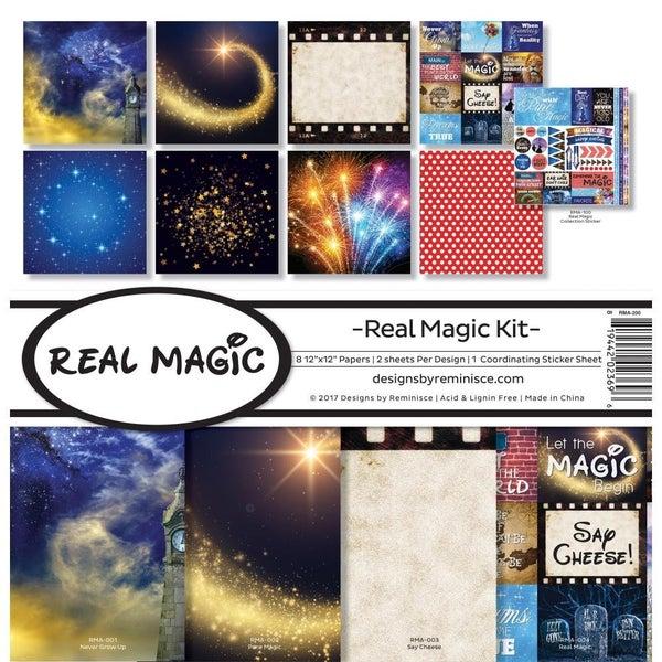 Real Magic Disney Paper Pack