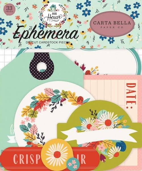 Our House Ephemera