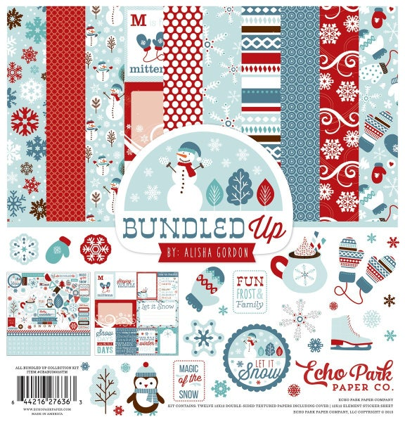 All Bundled Up Paper Pack