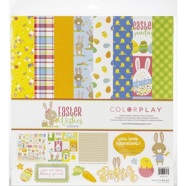 Easter Wishes Paper Pack