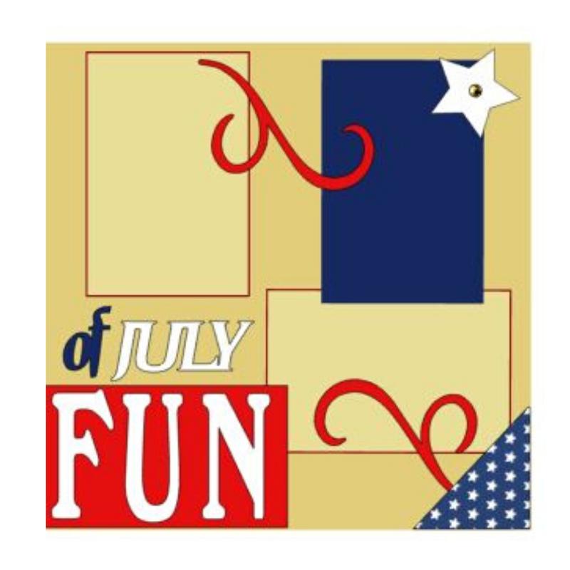 4th of July Fun Kit