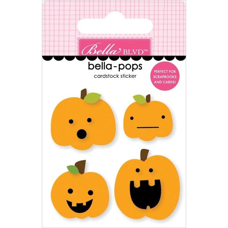 Monsters & Friends Pumpkins Bella-pop