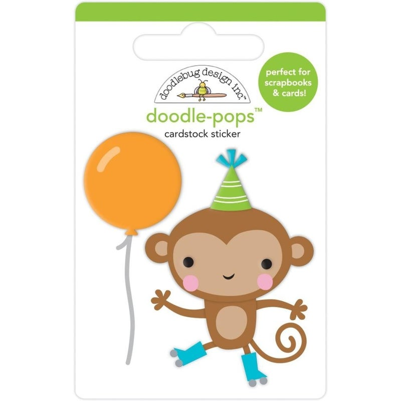 Monkey Business Doodlepop