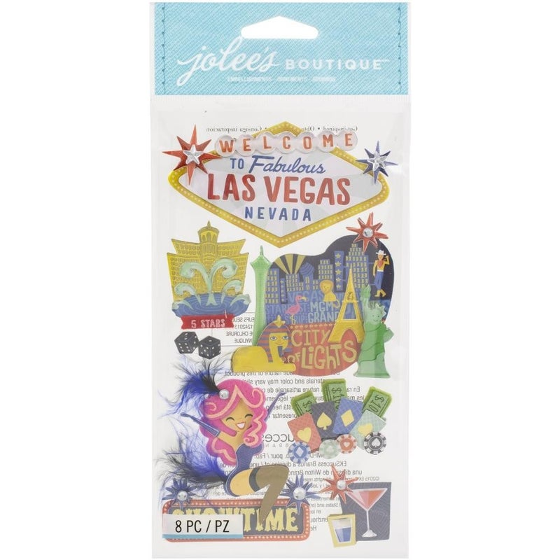 Las Vegas Embellishments