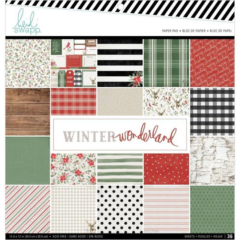 Winter Wonderland Paper Pack