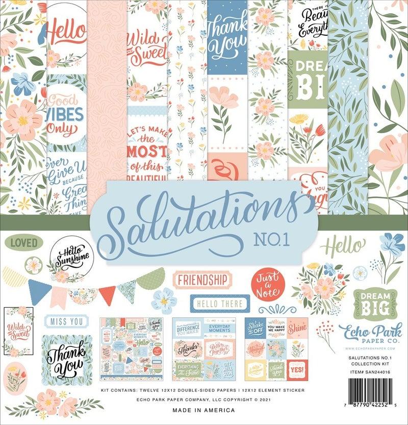 Salutations No.1 Paper Pack