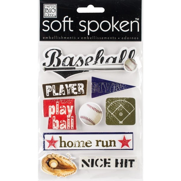 Play Ball Embellishments