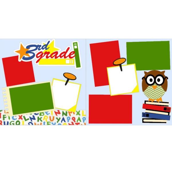 3rd Grade kit
