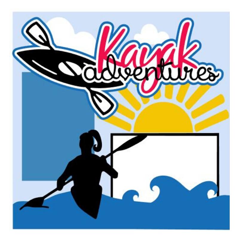 Kayak Adventures Kit