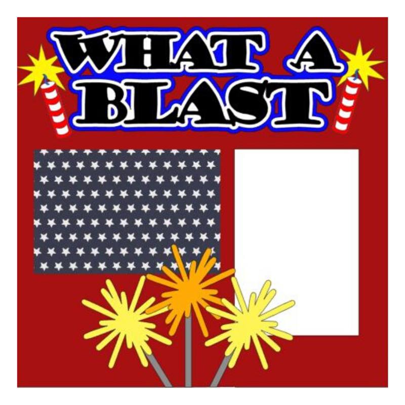 What a Blast Kit