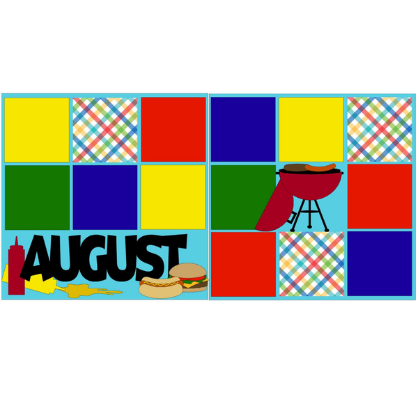 August Month Kit