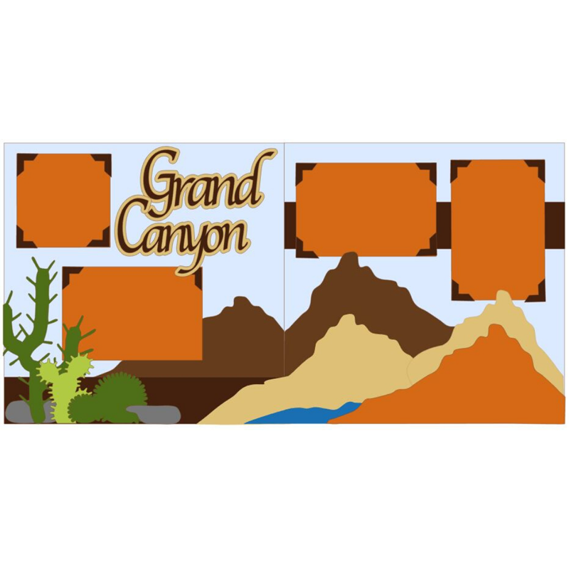 Grand Canyon Kit