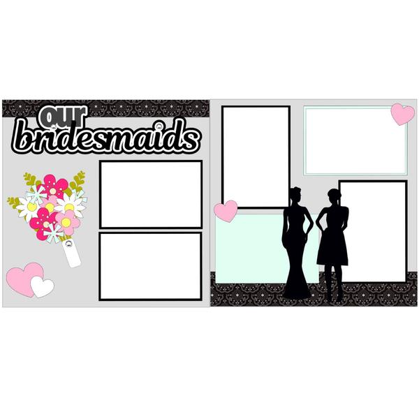Our Bridesmaids kit