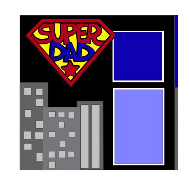 Super Dad kit