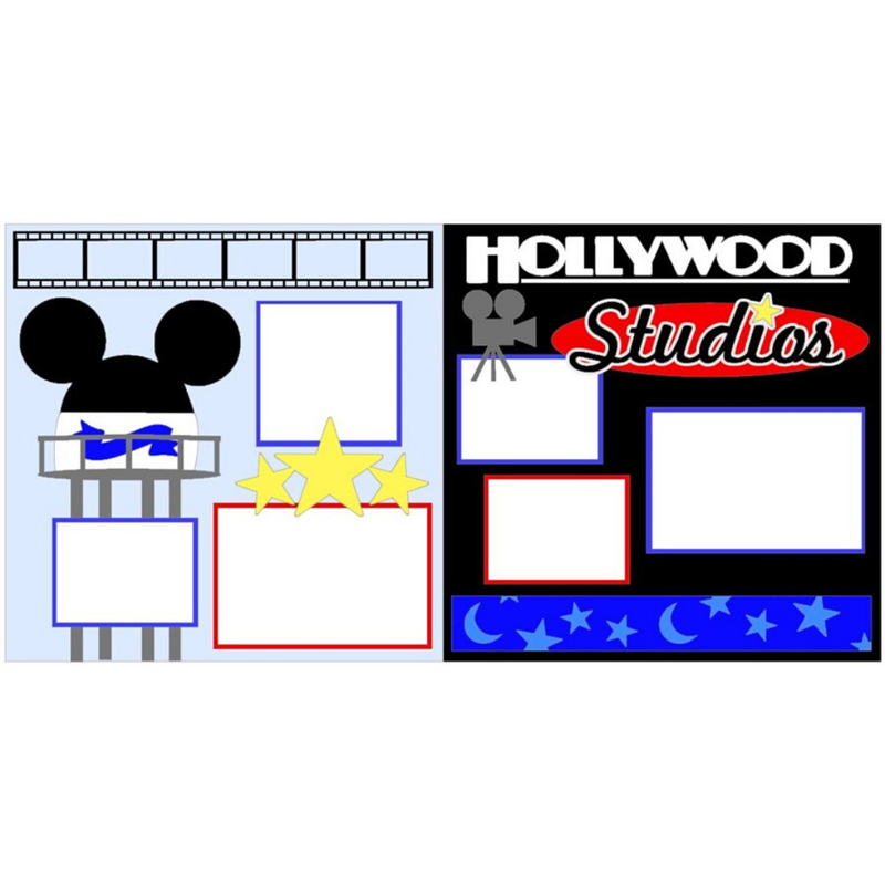 Hollywood Studios Kit