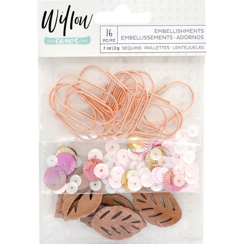 Willow Embellishment Pack