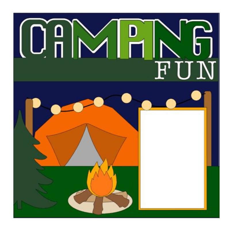 Camping Fun Tent Kit