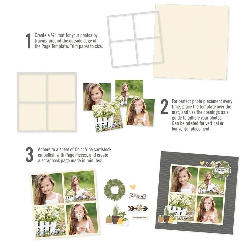 Page Template - Design 5