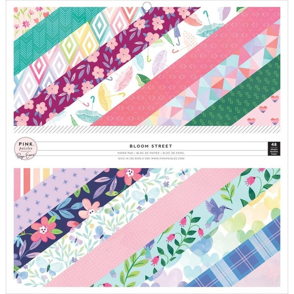 Bloom Street Paper Pad