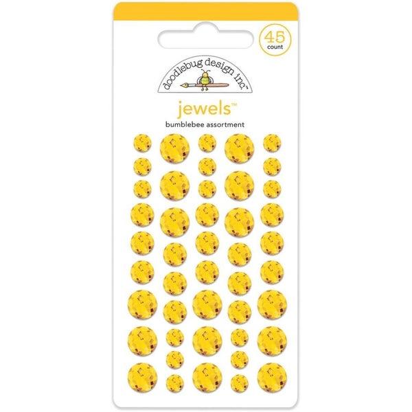 Doodlebug Jewels - Bumblebee Yellow