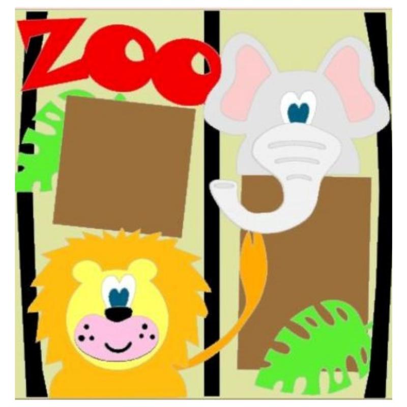 At The Zoo Gorilla