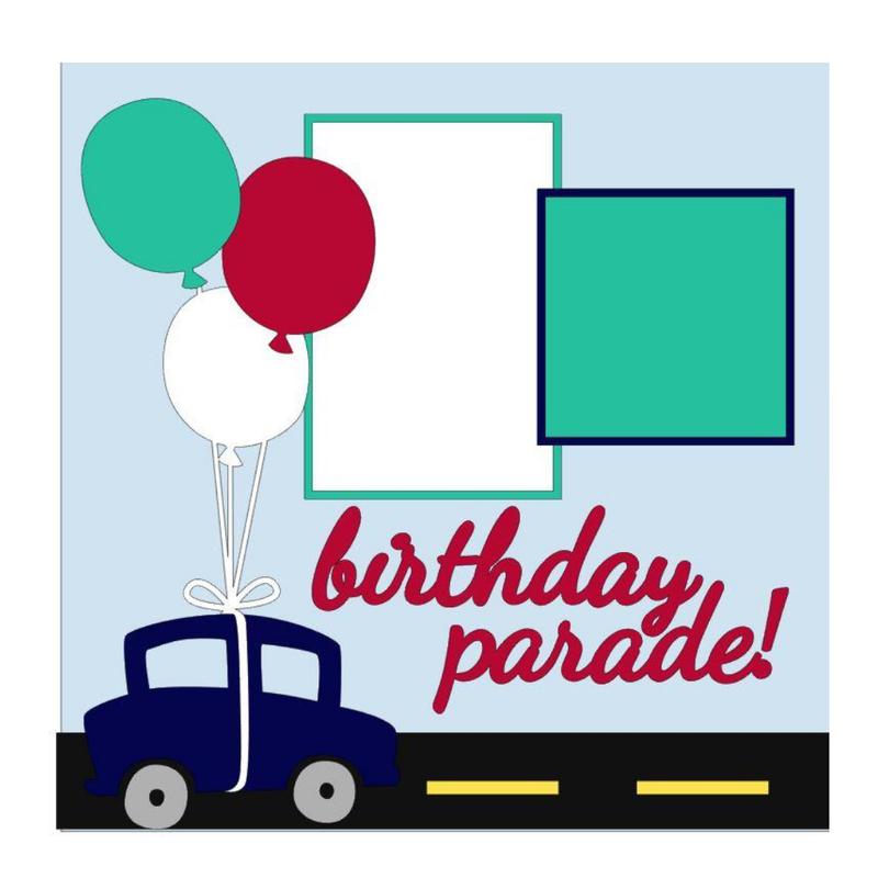 Birthday Parade Kit