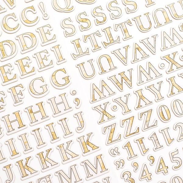 Vicki Boutin Storyteller Alphabet Thickers