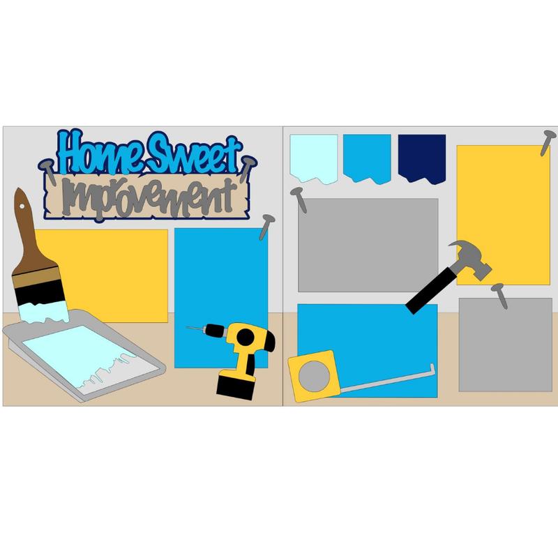 Home Sweet Improvement kit