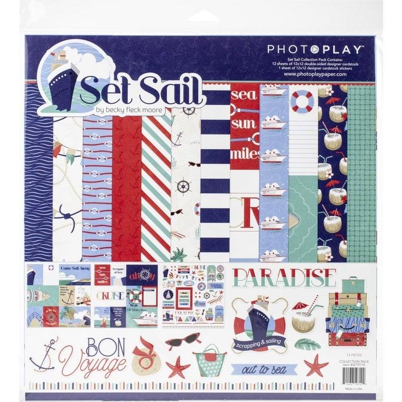 Set Sail Paper Pack