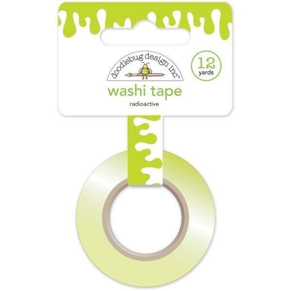 Halloween Slime Washi Tape
