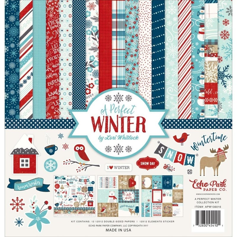 A Perfect Winter  Collection Pack