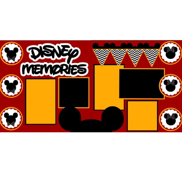 Disney Memories Kit