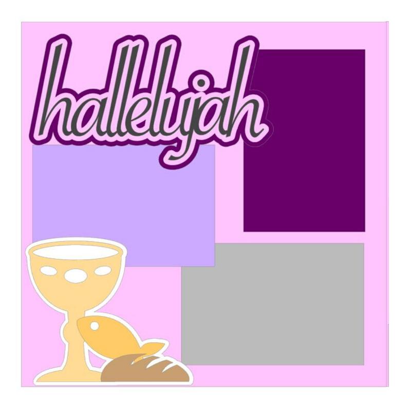 Hallelujah Kit Easter