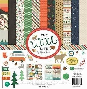 Wild Life Paper Pack