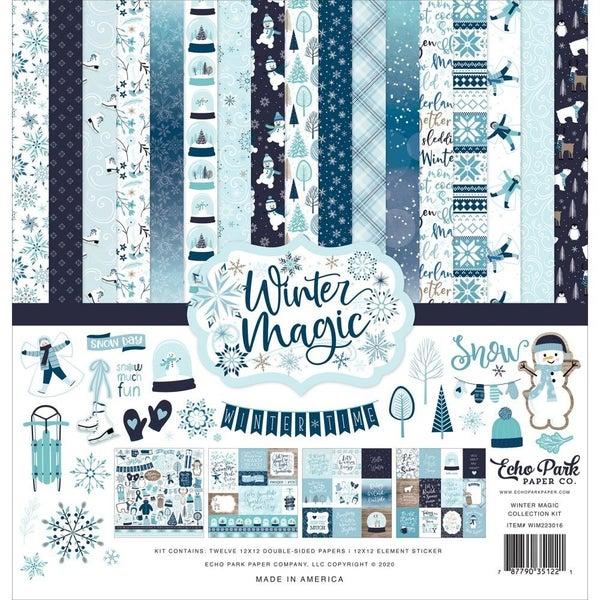 Winter Magic Paper Pack