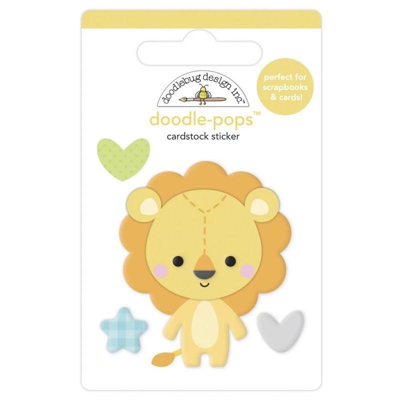 Lovable Lion Doodlepop