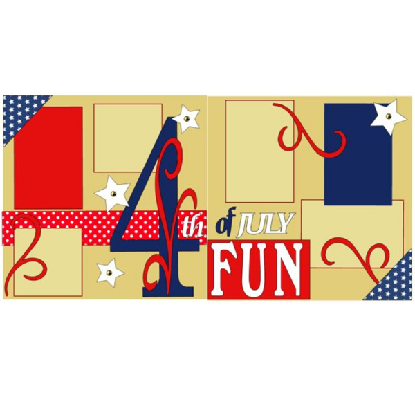 4th of July Fun Kit