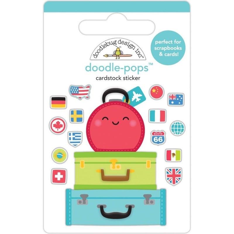 Pack Your Bags Travel Doodlepop