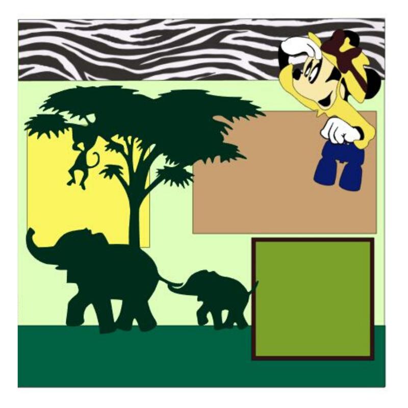 Animal Kingdom Kit
