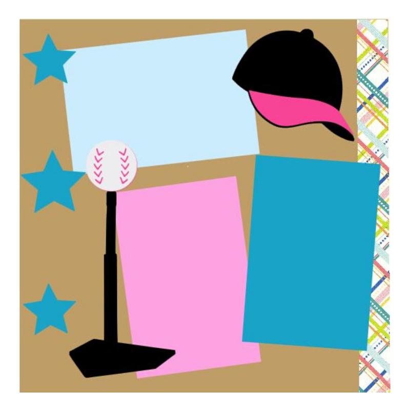 T Ball Girl Kit