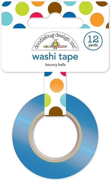 Bouncy Balls Washi Tape