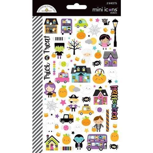 Halloween Mini Icon Stickers