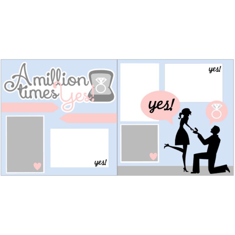 A Million Times Yes Kit