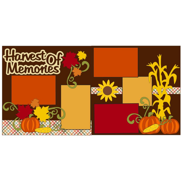Harvest of Memories Kit