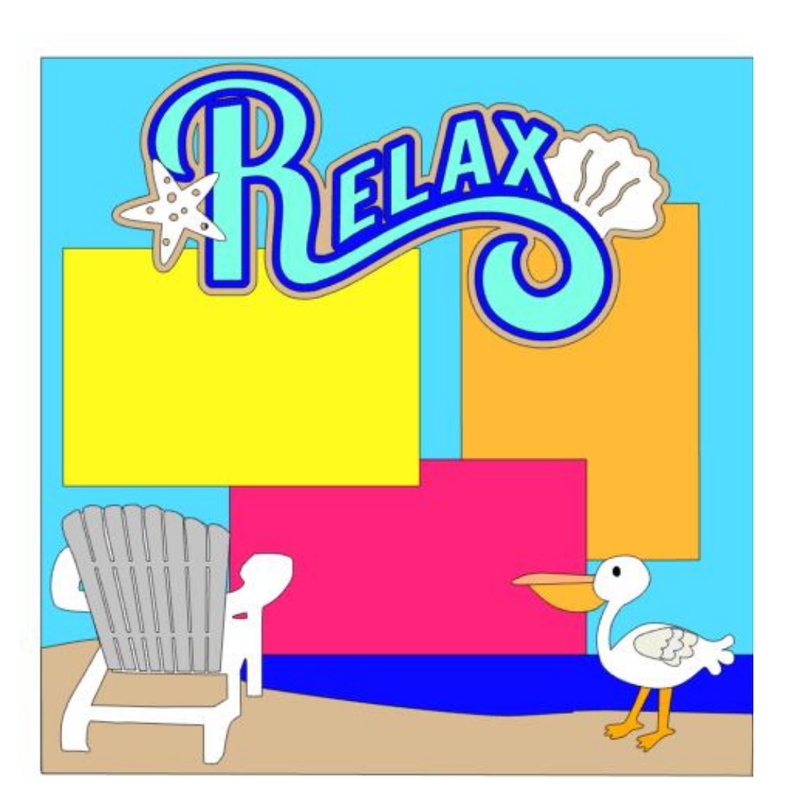 Relax Page Kit