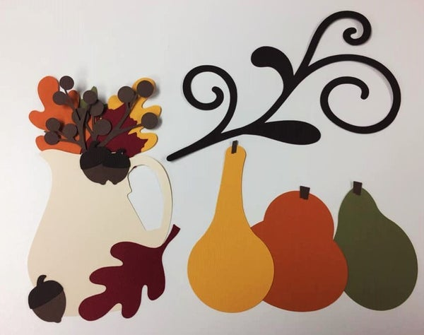 DML Fall Foliage Cutouts