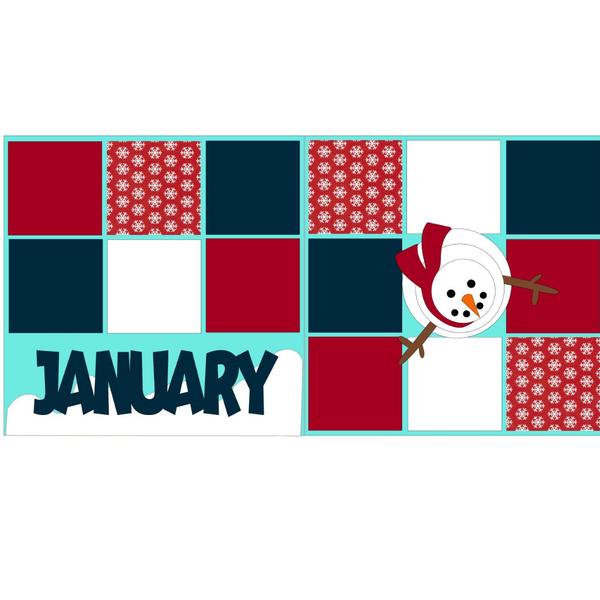 January Month Kit